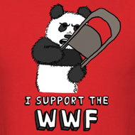 I Support the WWF