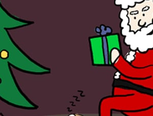 Santa's Bonus Gift