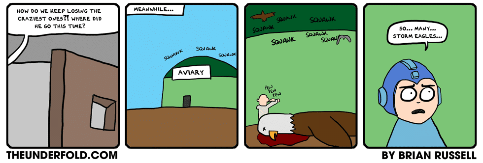 2012-01-19-Mega-Man-Aviary