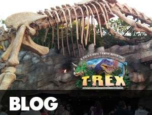 Dinosaurs, Friends and Comics: A MegaCon Update