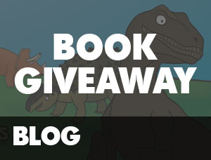 Dinosaur Book Giveaway!