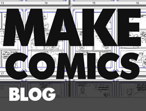 Wake Up, Make Comics