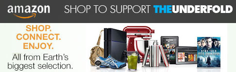 Support the Underfold by buying Amazon products with our affiliate links