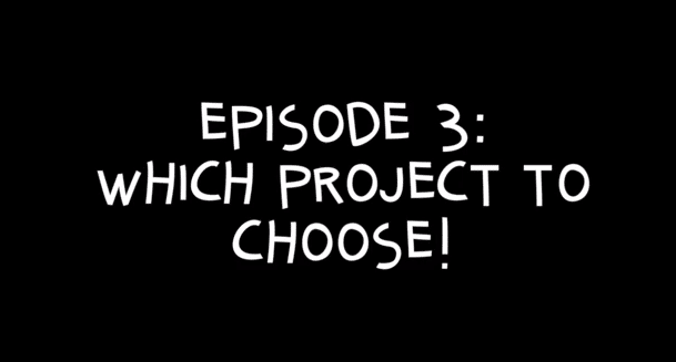 Called To Create Episode 3 – Choosing Your Project