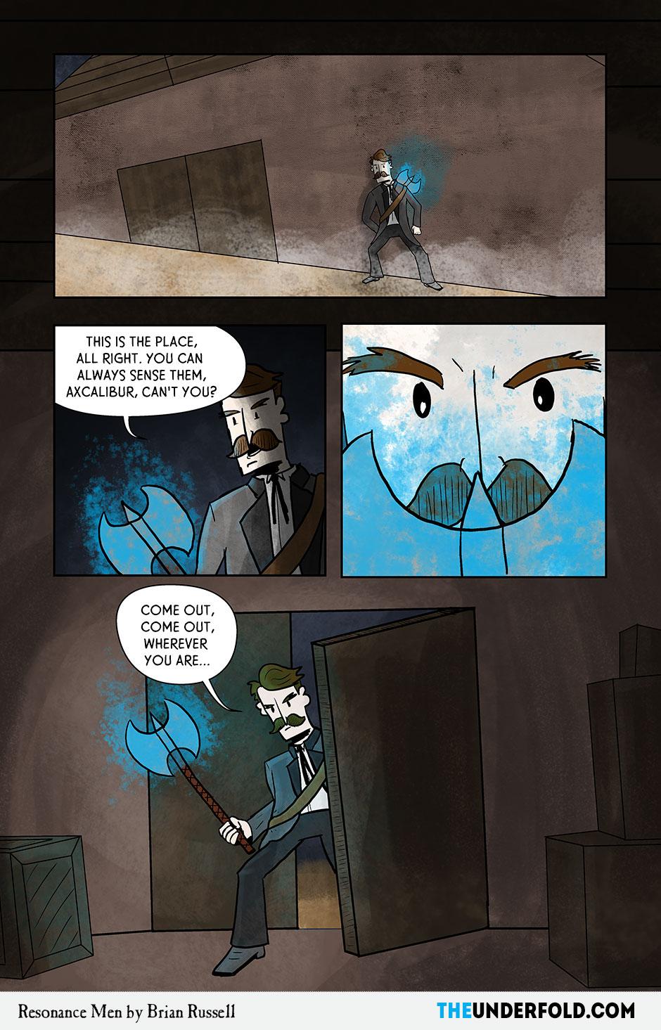 Page 03 – Axcalibur