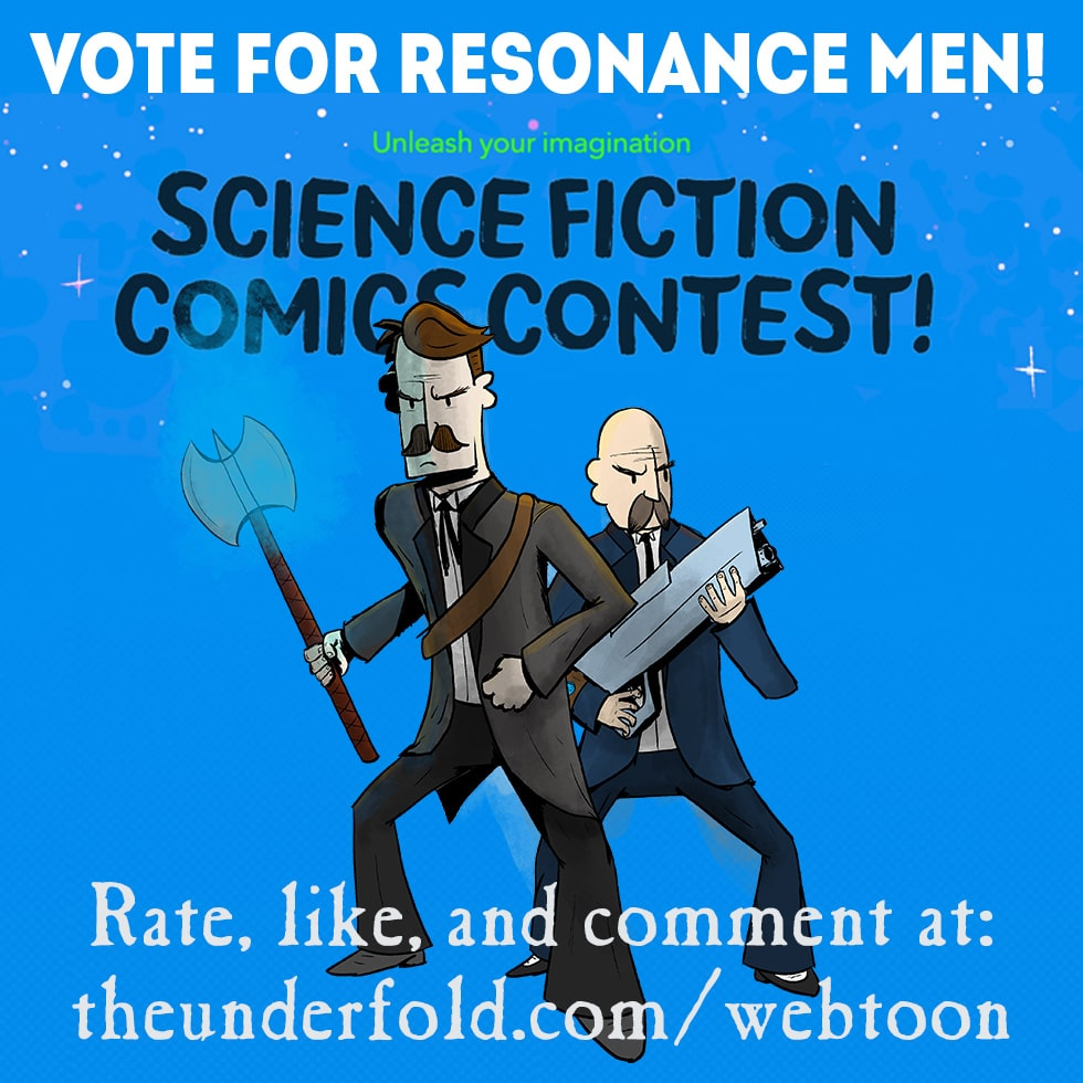 Vote for Resonance Men!