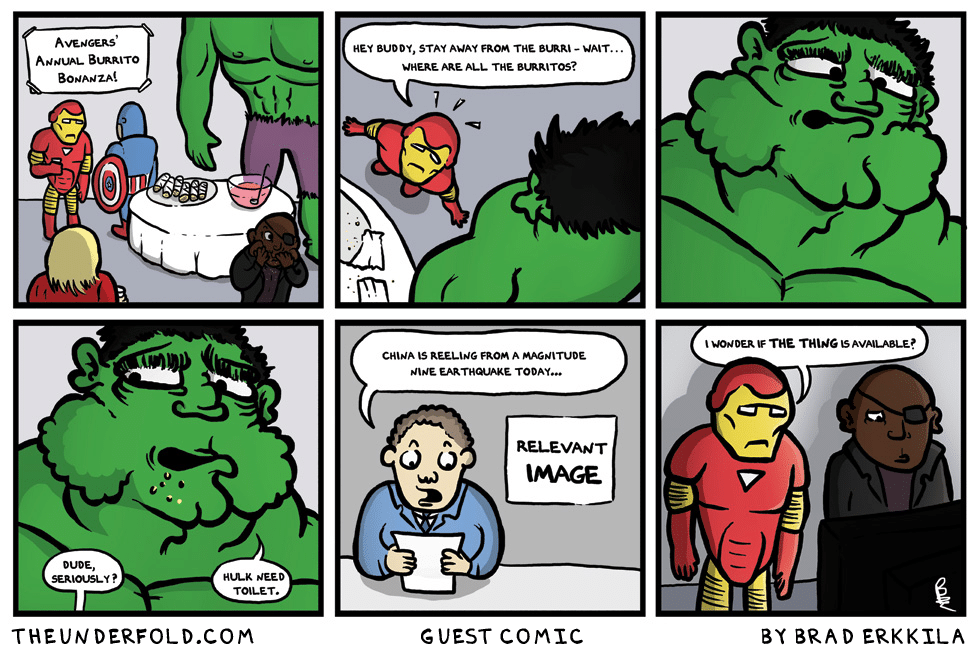 The Hulk Ruins Everything