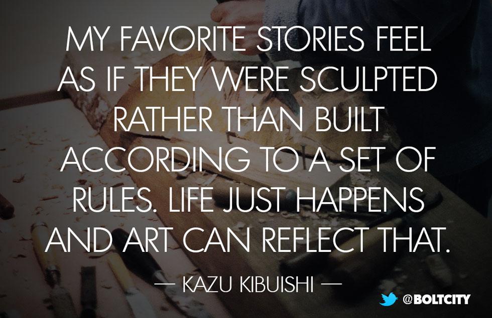 sculpting-stories-rules-kazu-kibuishi