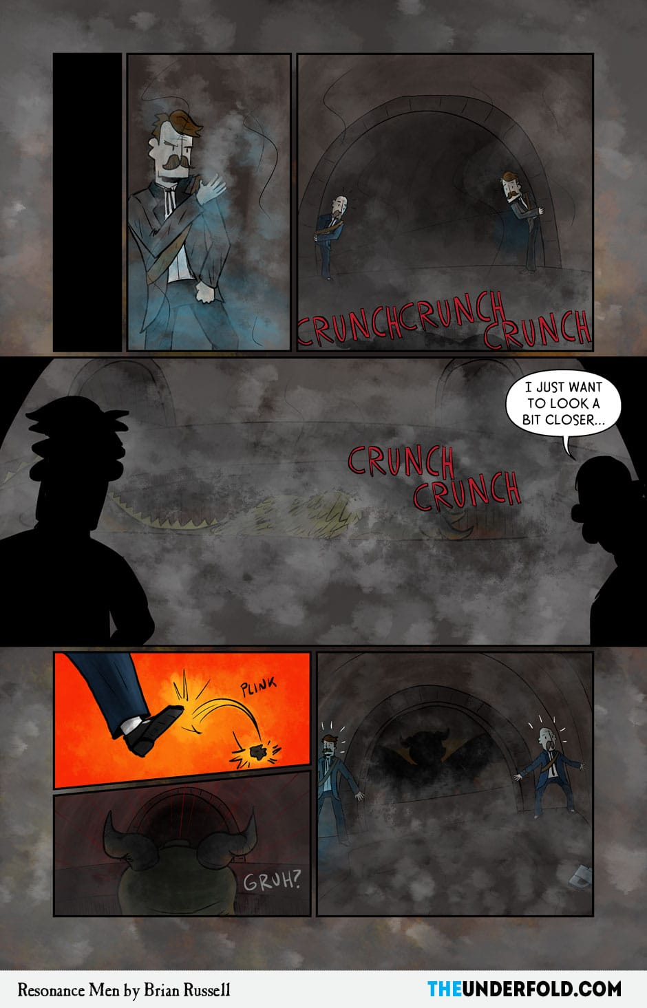 Page 13 – What Lies In The Smoke