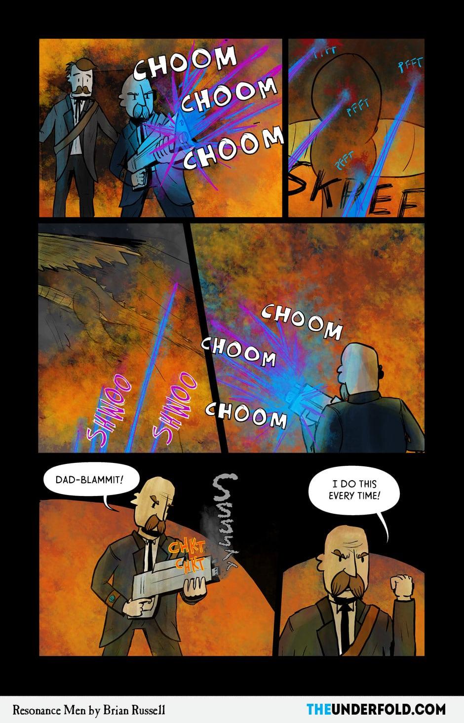 Page 18 – Dad-blammit!