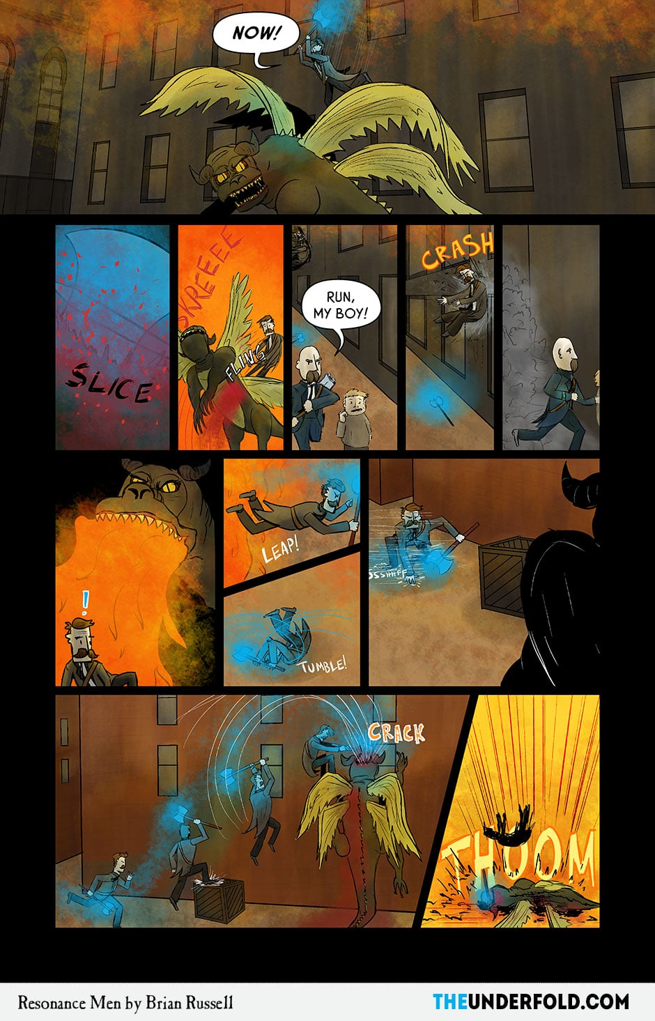 Page 23 – Now!