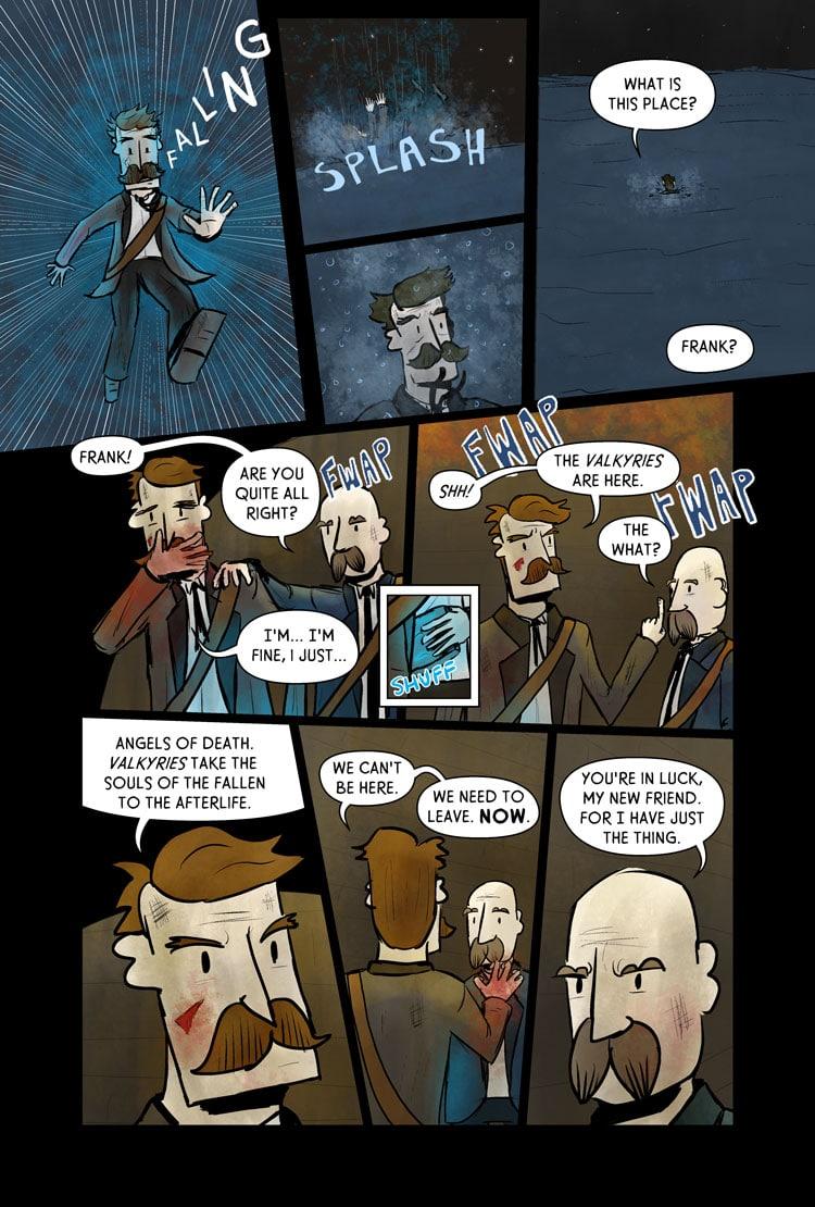 Page 25 – Falling