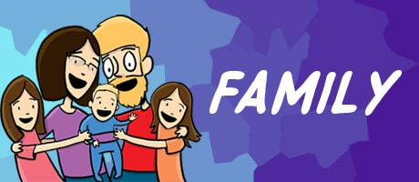 Comics about Family, Spouses, Kids
